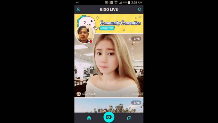 BIGO LIVE for Mac using Bluestacks